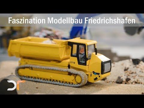 RC - Mikromodelle auf der Faszination Modellbau Friedrichshafen Teil 2 - 2018