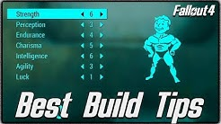Fallout 4 - Best Character Build Tips + Secret SPECIAL Book Location! (Get an Extra SPECIAL Point)