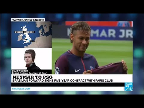 Neymar to Paris: More than a sport story
