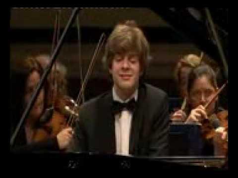 Beethoven Piano Concerto No.5  Mov 1 Part 2 Alexey Gorlatch