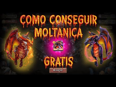 Moltanica GRATIS? | Descubre Tesoros | Castle Clash HOW To Get FREE Moltanica