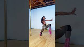 You Don't Own Me - Exotic Pole Dance Choreo #Shorts