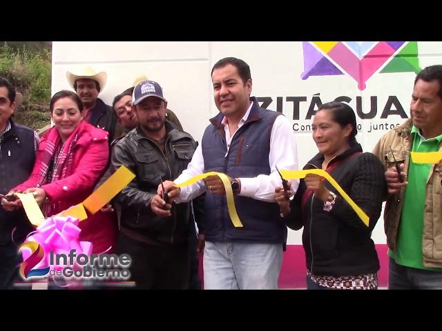 Con Hechos - Se incrementan servicios básicos en Zitácuaro
