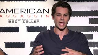 American Assassin : Itw Keaton OBrien (official video)