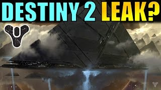 Destiny 2 Info Leak? (Unlikely) | New Subclasses, Release Date, Story & More