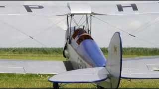 Un Tiger Moth de chez Toni Clark