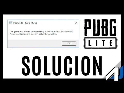 🛠 Error PUBG Lite NO ABRE [Solucion](Safe Mode)