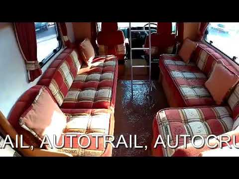 FOR SALE 2001 (Y) COMPASS CRUISER 760 2.5 DIESEL MANUAL GEARBOX 4 BERTH MOTORHOME