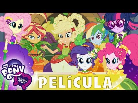 My Little Pony en español | Aventuras de año nuevo | PELÍCULA COMPLETA | MLP Equestria Girls