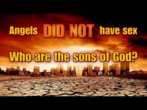 Sons of God of Genesis 6 are not fallen angels: part 3