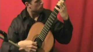 """Ave Maria"" on Classical Guitar. - www.elearnguitar.com"