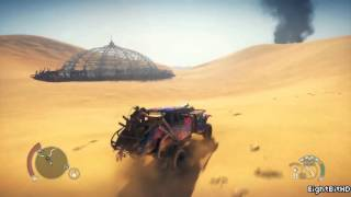 Mad Max Free Roam Gameplay #2
