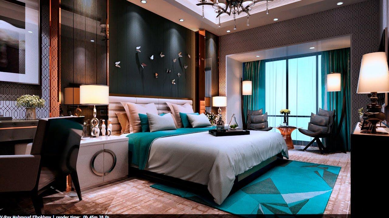 Making of bedroomVrayPsdrender settings YouTube – Bedroom Settings
