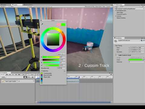 Extending Timeline: A Practical Guide – Unity Blog