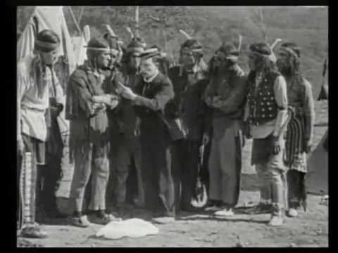 THE PALEFACE (1922) -- Buster Keaton
