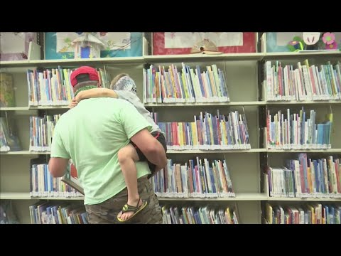 Too much screen time? Lubbock Public Library offers educational alternatives for kids