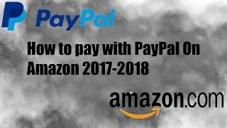 Use for i amazon Can paypal pay to