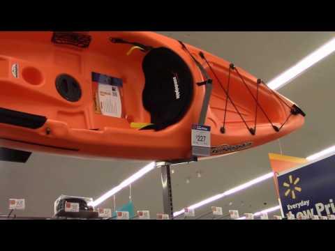 Comprando caiaque/kayak
