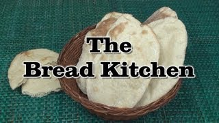 Pita Bread Recipe In The Bread Kitchen