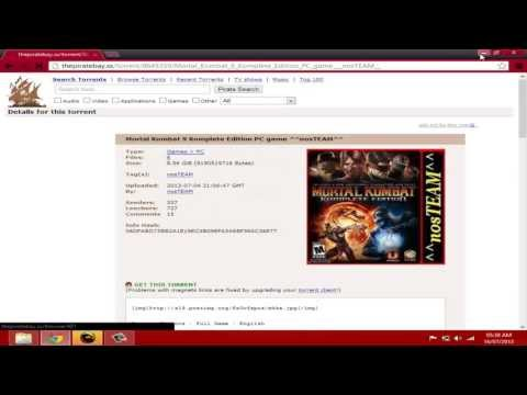 How To Download Mortal Kombat 9 Pc Free