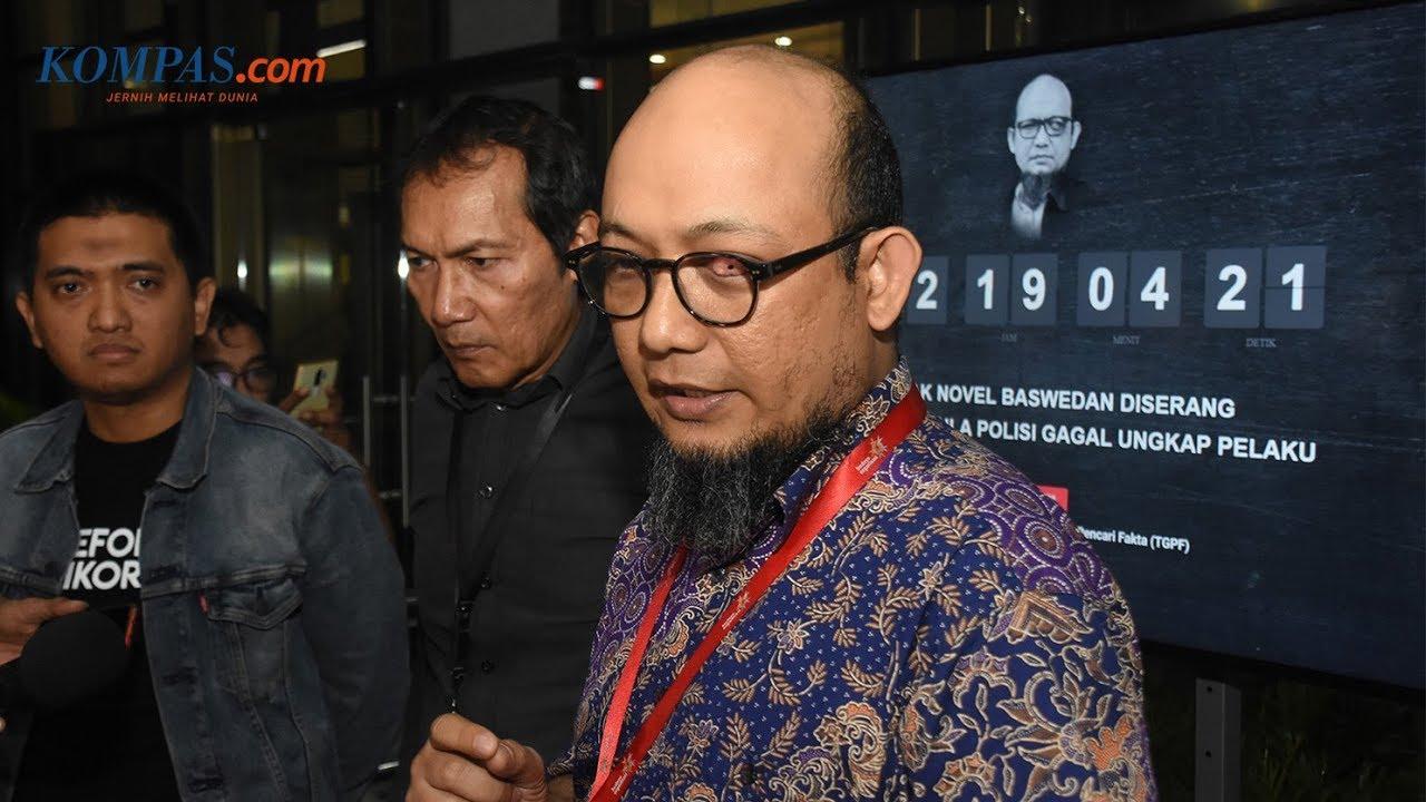 Kronologi Penangkapan Dua Polisi Aktif Penyerang Novel Baswedan