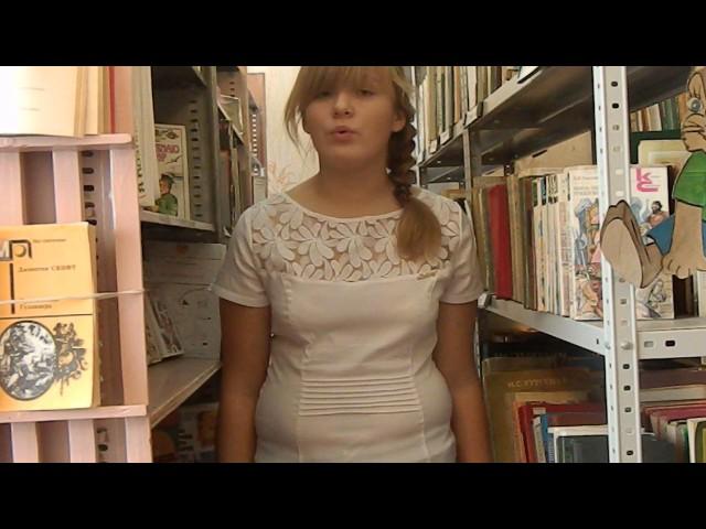 Изображение предпросмотра прочтения – ВалерияДегтярёва читает произведение «Жизнь - обман с чарующей тоскою» С.А.Есенина