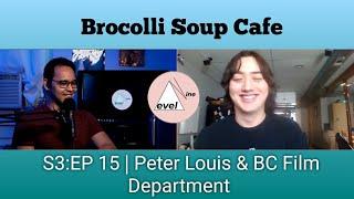 BSC Season 3: Episode 15 - Peter Louis| Brooklyn College Film Department