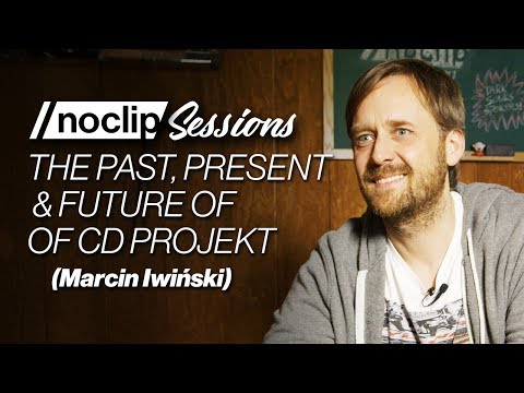CD Projekt's Past, Present & Future (Marcin Iwiński) - Noclip Sessions