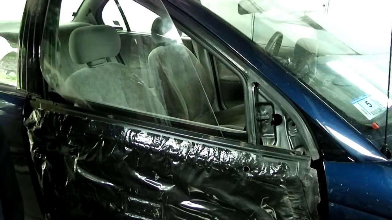 Door Window Glass Removal Updated Youtube