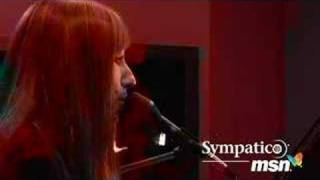 Tori Amos - MSN Sessions - Beauty Of Speed