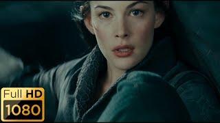 Арвен увозит Фродо в Ривендел. Властелин колец: Братство кольца.