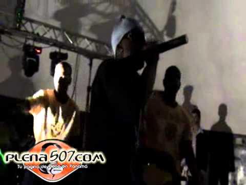 El Velaxx - Show en Vivo (Colon,Panamá).
