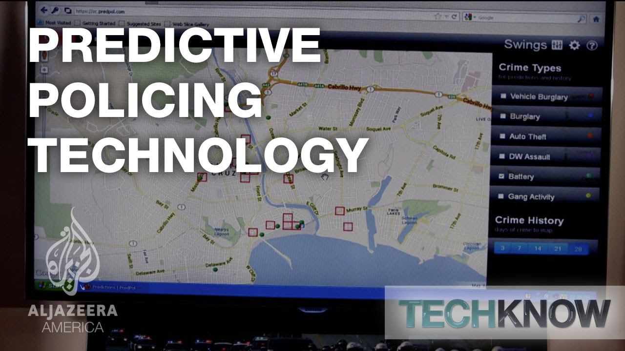 technology and policing And impact of crime prevention and police technology innovations we identify a range of new technological tools in the following review, separating hard technological innovations in crime prevention and policing.
