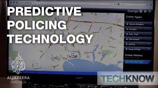 Predictive Policing Technology - TechKnow