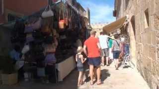 Markttag in Alcudia - Mallorca HD 2011