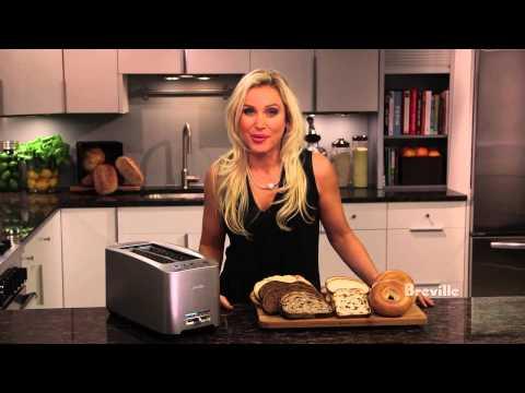Breville Die-Cast Long-Slot Smart Toaster BTA830XL