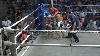 Petroiet TigerMuayThai vs Samkwan Sitsortorlek