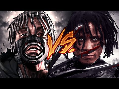 JUICE WRLD VS TRIPPIE REDD (Song Titles Included)