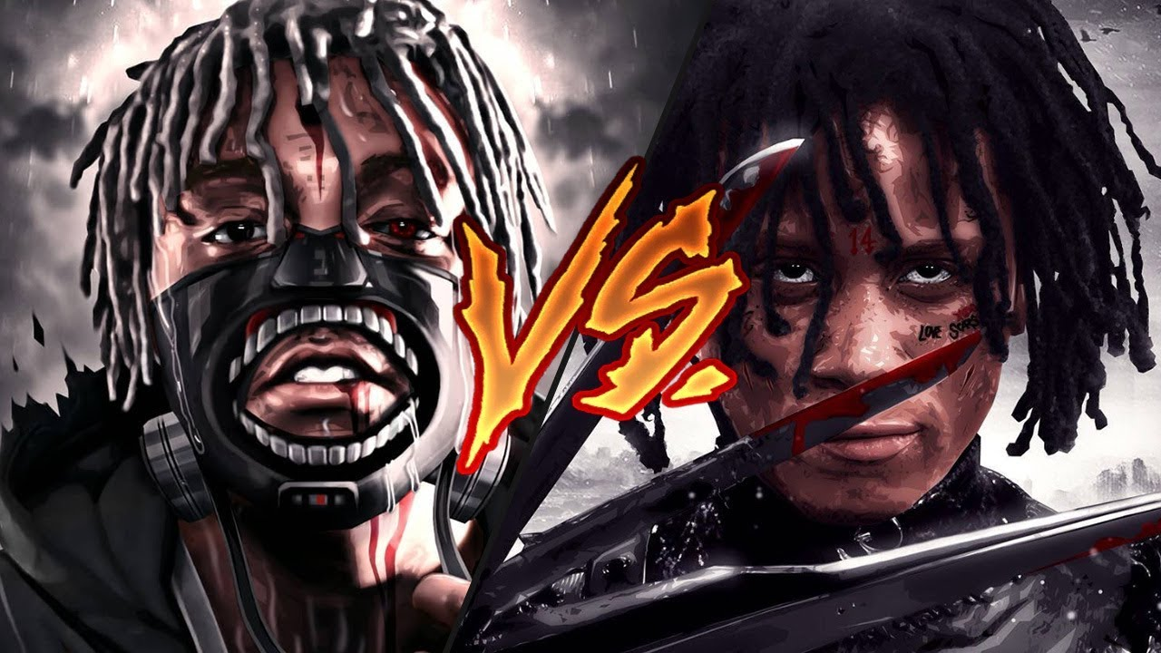 JUICE WRLD VS TRIPPIE REDD Song Titles Included YouTube
