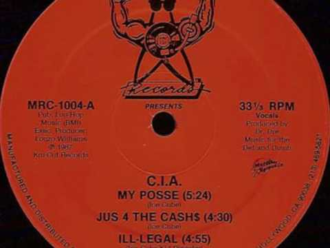 C.I.A.  My Posse (Instrumental)- (1987)