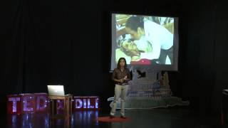 My own father sold me for 5 dollars! | Bella Galhos | TEDxDili