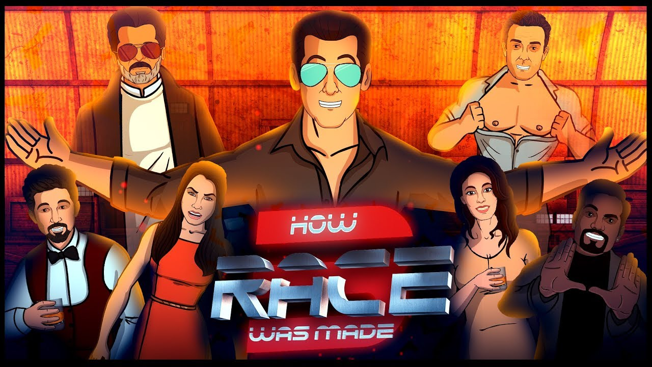 Download How Race 3 was made    Shudh Desi Endings