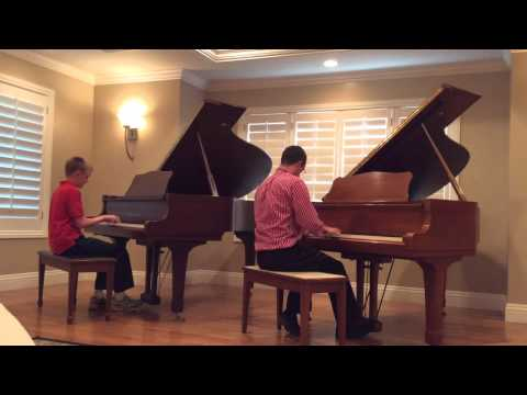 Heart & Soul - Epic two piano duet