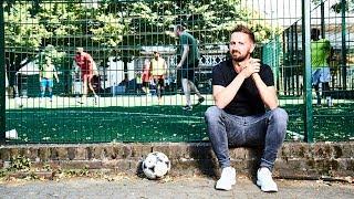 David Duke MBE, Founder & CEO of Street Soccer Scotland
