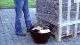 Buy Your Firewood Online On Pallets With Woodireland.com Delivered Throughout Ireland