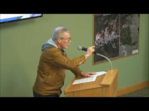 Marquette Township Board Meeting - January 16, 2018