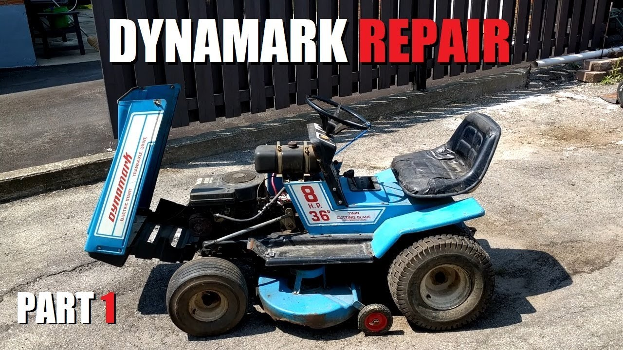 small resolution of  gilson riding mower diagram dynamark riding mower electrical dynamark riding mower repair part 1 youtubedynamark riding mower repair part 1
