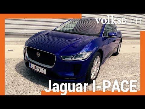 2019 Jaguar I-PACE - Review / Test - [OÖ Volksblatt]
