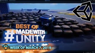 BEST OF MADE WITH UNITY #9 - Week of March 8, 2019