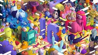Macera Zaman Her Bölüm - Derleme | Cartoon Network |